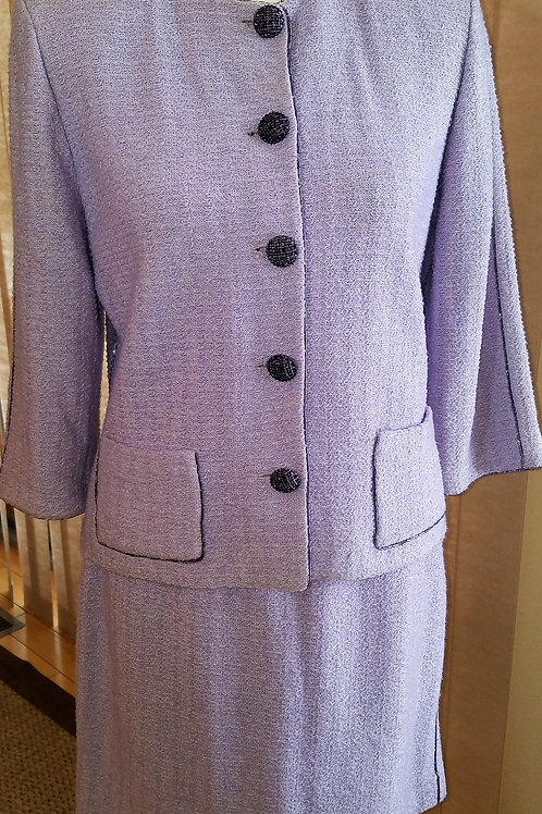 St. John Couture Suit, Size 6     SOLD