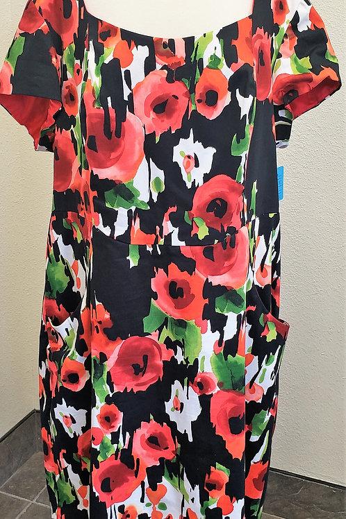 Donna Ricco Dress, Size 22W