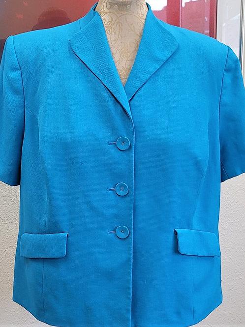 Le Suit Blazer, Size 24W