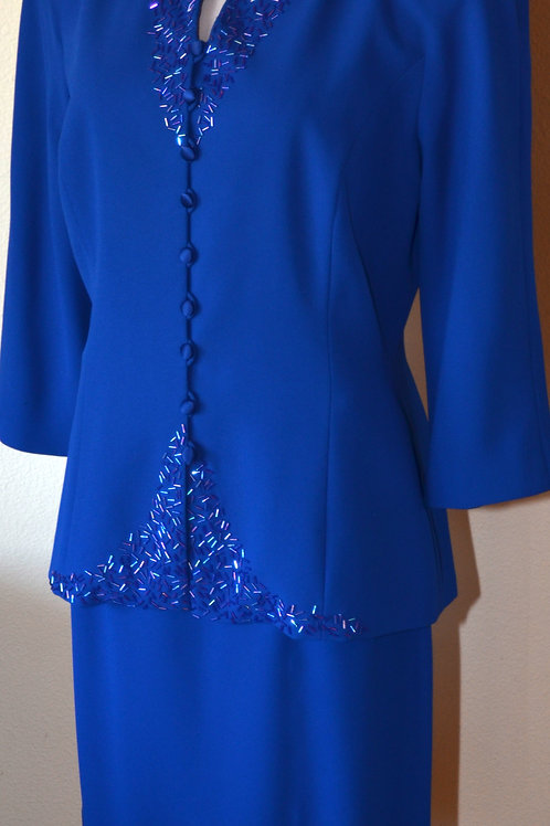 Donna Morgan Suit, Size 8   SOLD