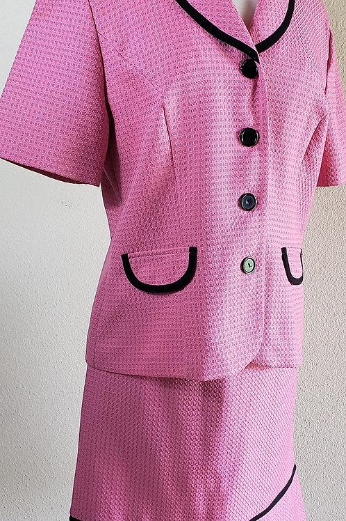 Periwinkle Suit, Size 10    SOLD