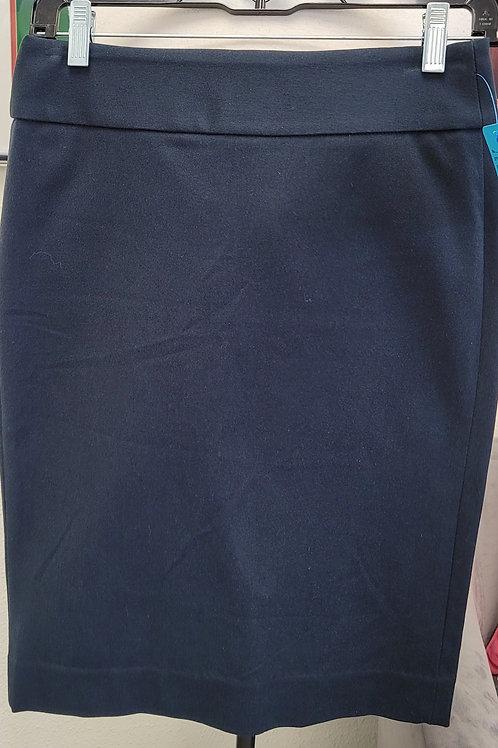 Banana Republic Navy Skirt, Size 2