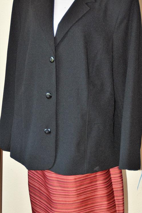 Karen Scott Jkt, No Label Skirt, Size 24W   SOLD