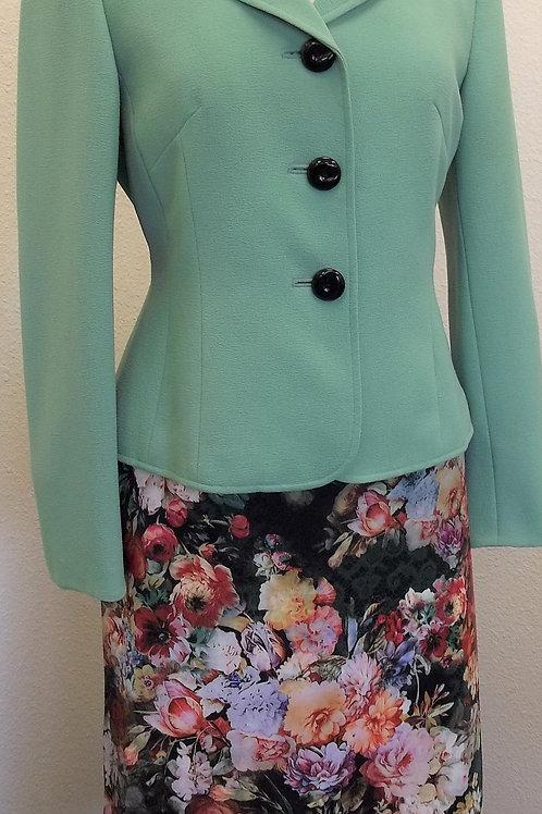 Le Suit Jacket, Size 8, 5 Twelve Skirt Size M
