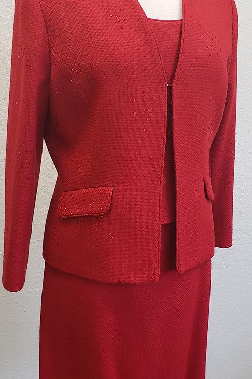 Albert Nipon Suit, Size 10