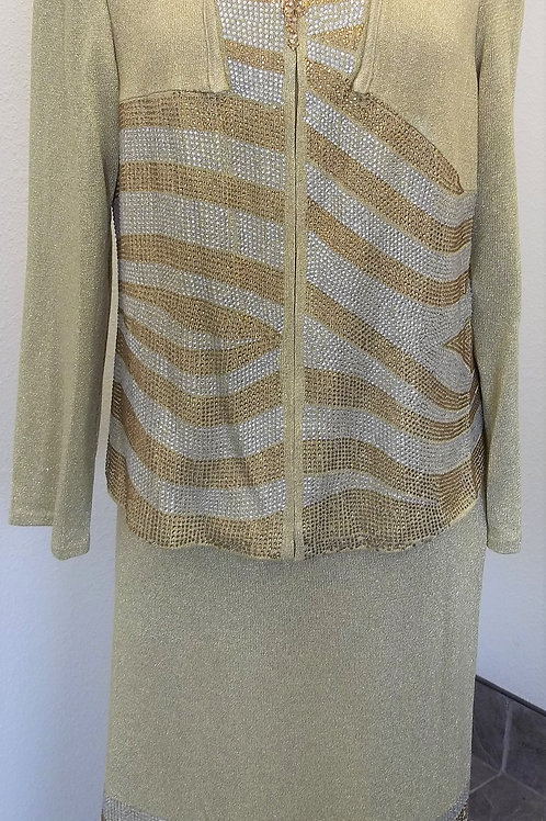DVC Knit Suit, NWT Size 16     SOLD