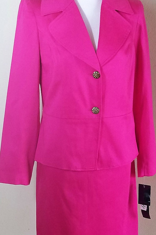 Larry Levine Suit, NWT, Size 10   SOLD