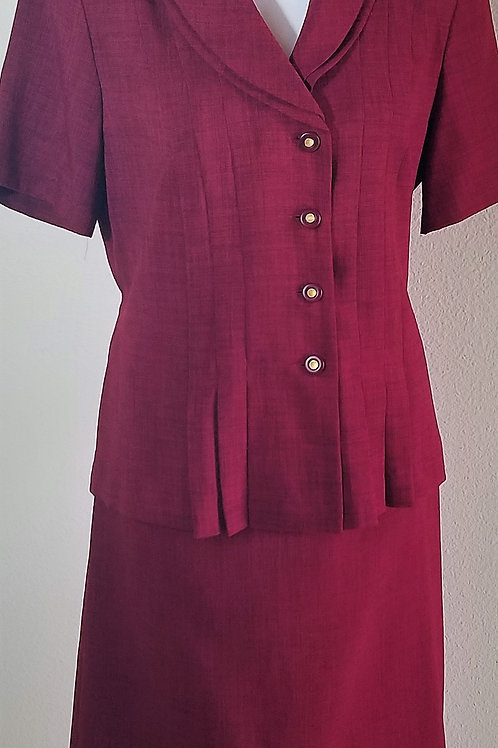 Danny & Nicole Suit, NWT, Size 12   SOLD