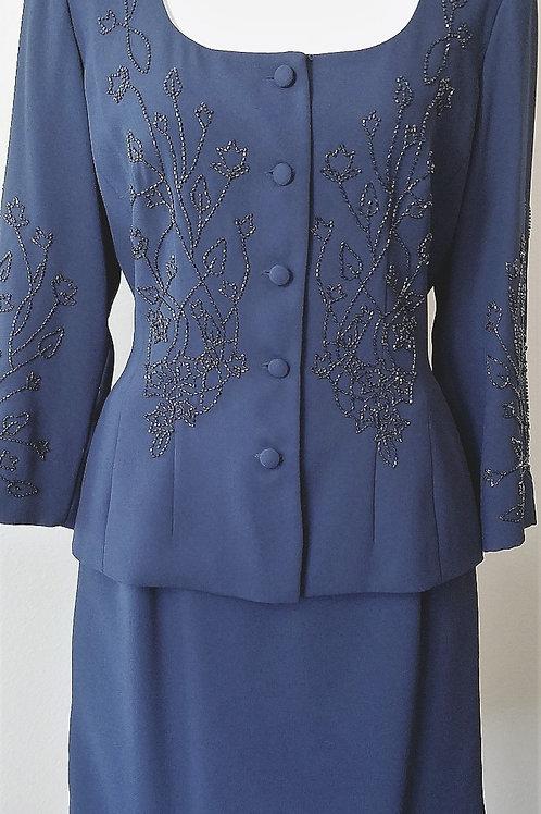 Donna Morgan Suit, Size 6    SOLD