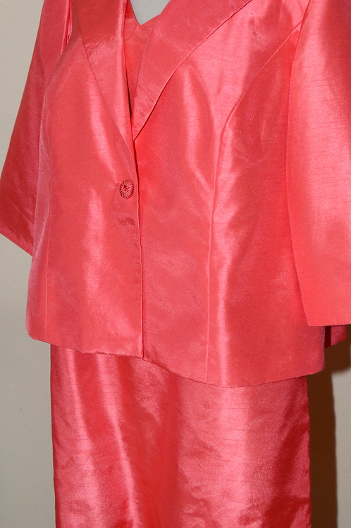 Dana Kay Dress Suit, Size 20W    SOLD