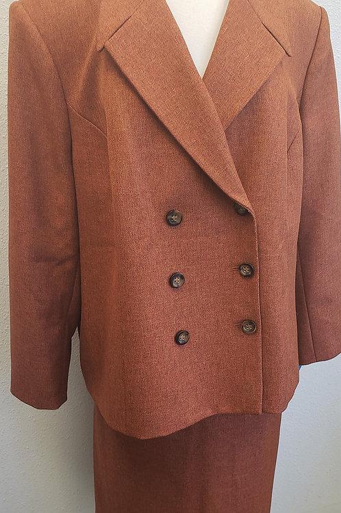 Le Suit, Suit Size 22W