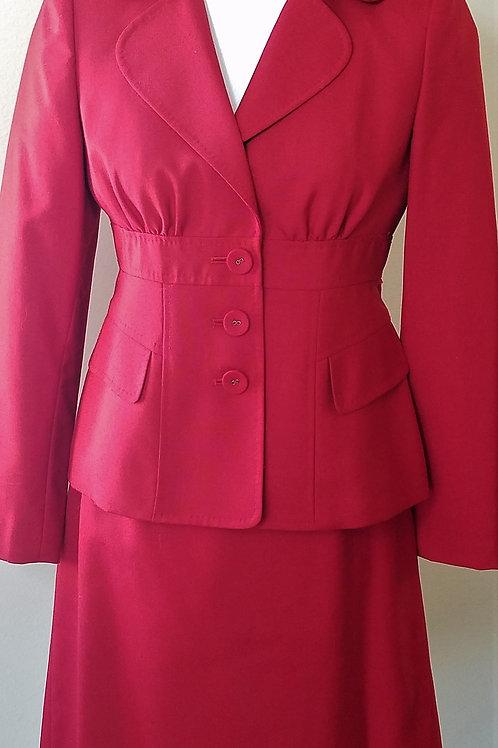 Anne Klein Suit, Size 4P    SOLD