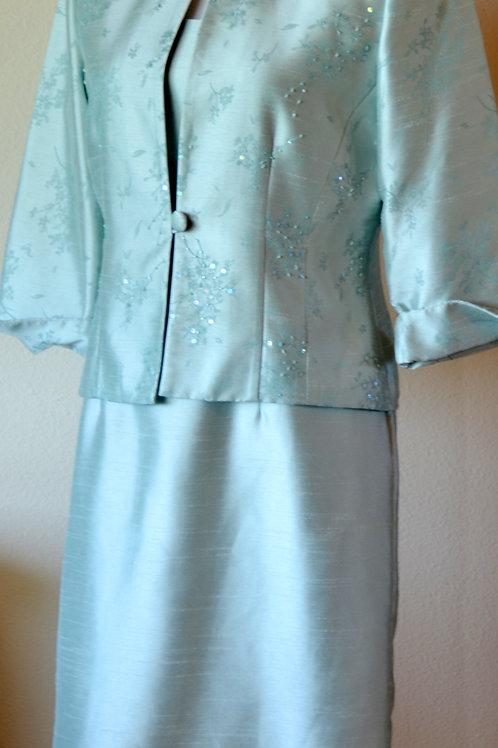 Coldwater Creek Dress Suit, Size 8P   SOLD