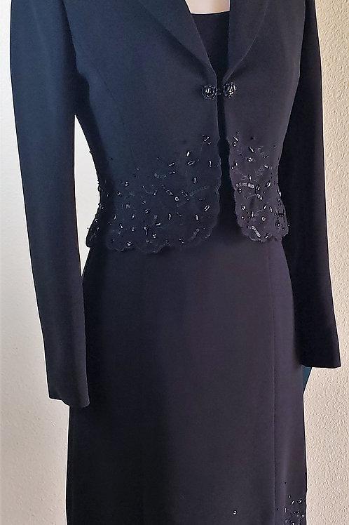 Tahari Dress Suit, Size 4    SOLD