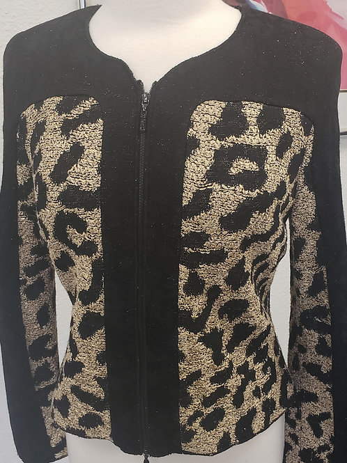 St. John Couture Jkt, Size 6    SOLD