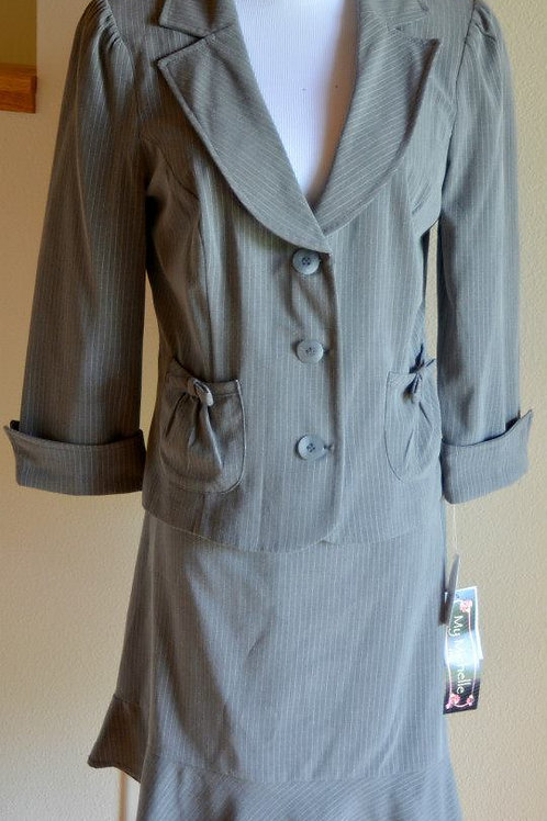 My Michelle Suit, Size 13/14   SOLD
