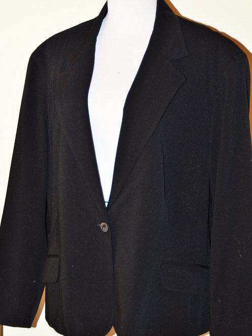 Evan P:icone Jacket, Size 24W