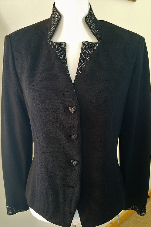 St. John Evening, Jacket Only, Size 8    SOLD
