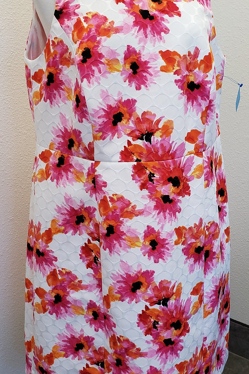 Kasper Dress, Size 14W