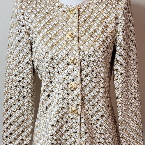 St. John Evening Jacket Only, Size 4    SOLD