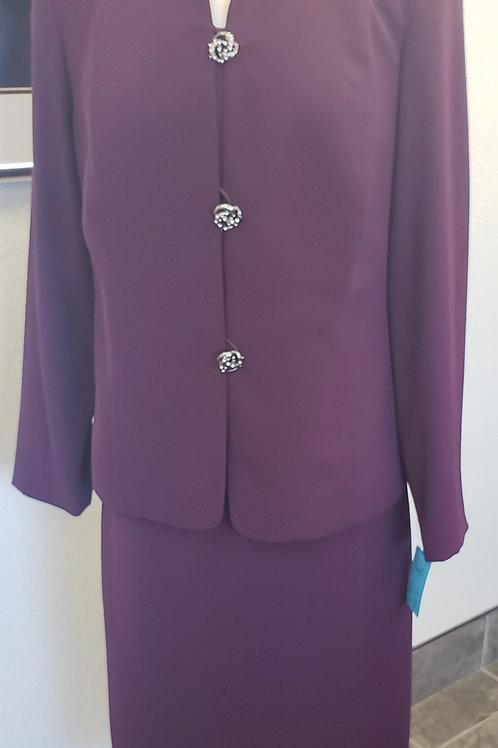 Draper's & Damon's Suit, Size 12P