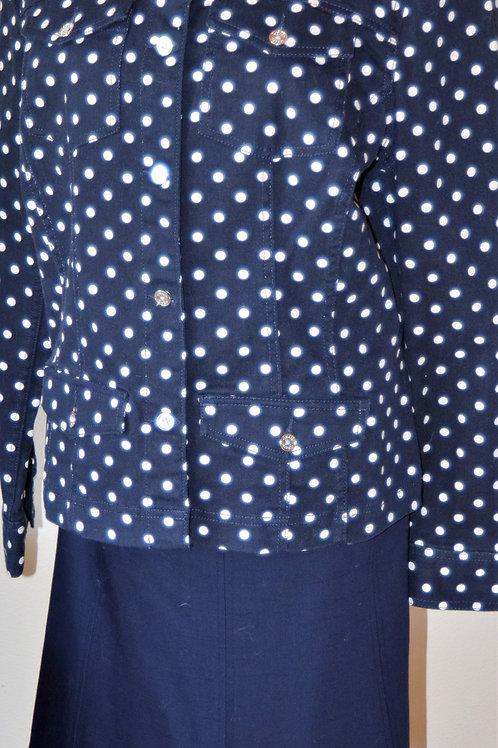 Chaps Jkt Sz XL, Talbots Skirt Size 16   SOLD