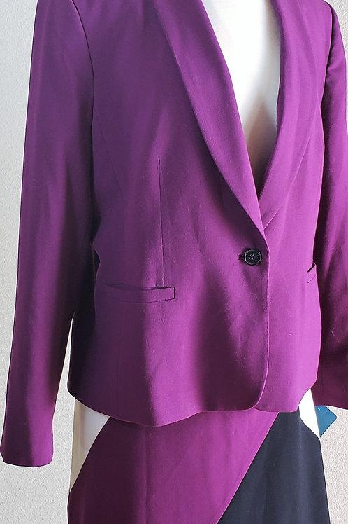 Nine West Suit, Jkt Sz ??, Skt Sz 16    SOLD