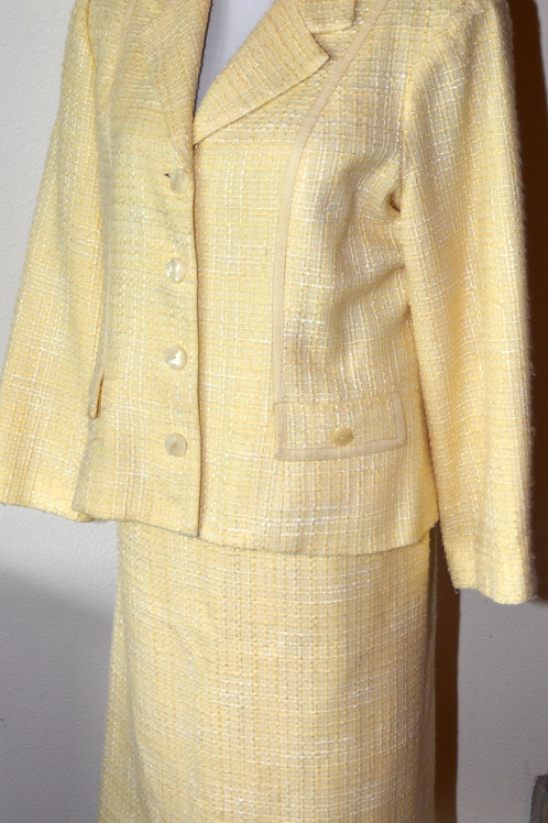 Henry Lee Suit, Size 14P   SOLD