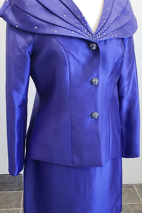 Tally Taylor Suit, Size 10    SOLD