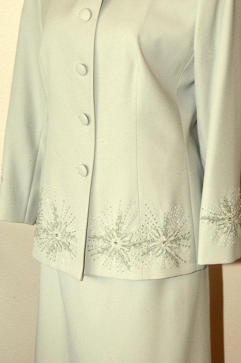 Leslie Fay Suit, Size 12P   SOLD