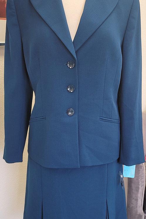 Kasper Suit, Size 12P