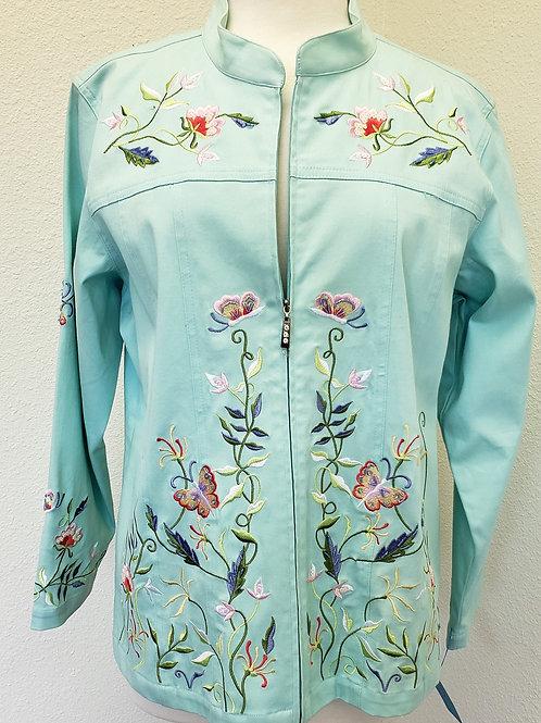 Quacker Factory Jacket, Size XL   SOLD