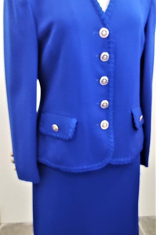 Herbert Grossman Suit, Size 12     SOLD
