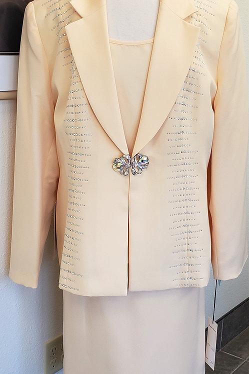 Nicole Nites Suit, NWT, Size 20
