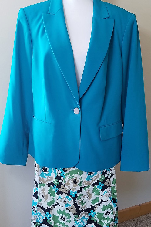 Calvin Klein Jacket no size, Merona Skirt Size 20W   SOLD