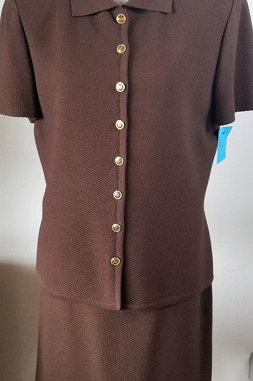St. John Collection Suit, Size 10