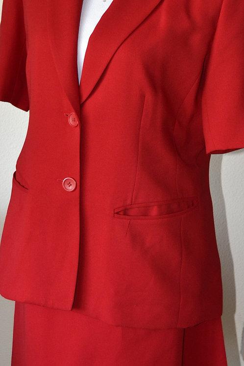 Villager Suit, Size 6   SOLD