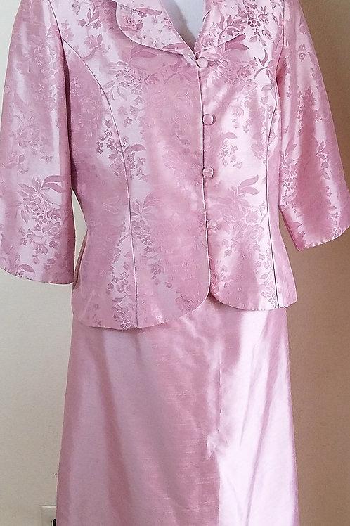 K Petite Collection Suit, Size 12P   SOLD