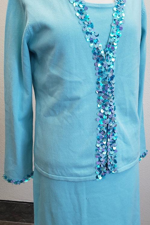 Linea Knit Suit, 3 pcs, Size M