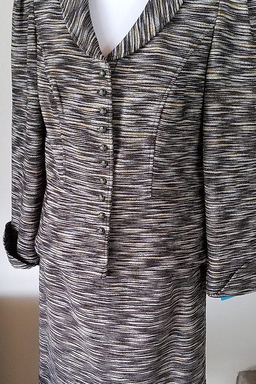 Isabel & Nina Suit, Size 8    SOLD