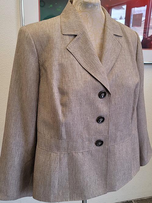 Le Suit Blazer, Size 22W