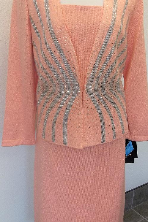 Elite Knit Suit, NWT Size 18    SOLD