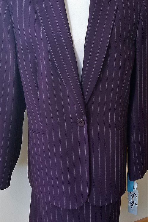 Emily Suit, NWT Size 18