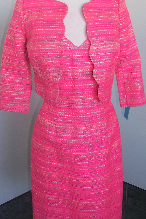 Lily Pulitzer Dress Suit, Size 2