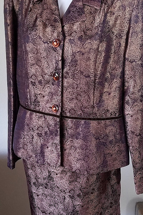 KS Collection Suit, Size 16   SOLD