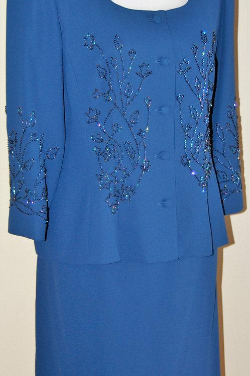 Donna Morgan Suit, Size 12P      SOLD