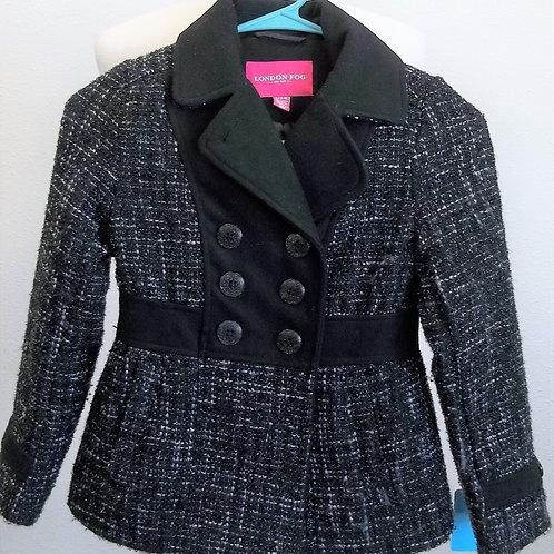 London Fog Jacket, Size S 7-8