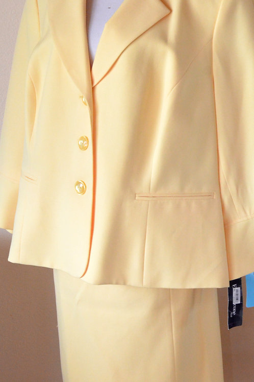 Evan Picone Suit, NWT, Size 24W    SOLD
