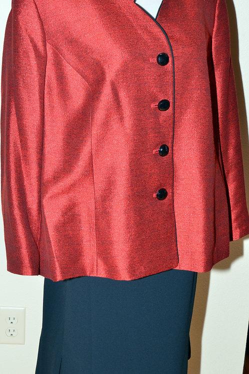 Jones Studio Suit, Size 20W  SOLD