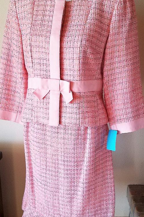 Enrico Baldini Suit, Size 8    SOLD